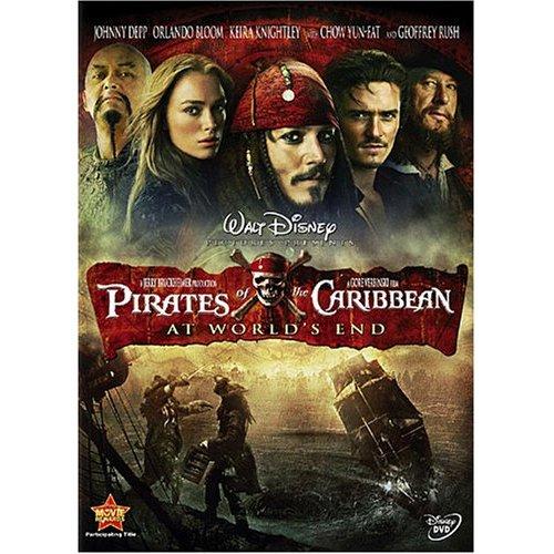 Пираты Карибского моря 3: На краю Света / Pirates of the Caribbean: At Worl